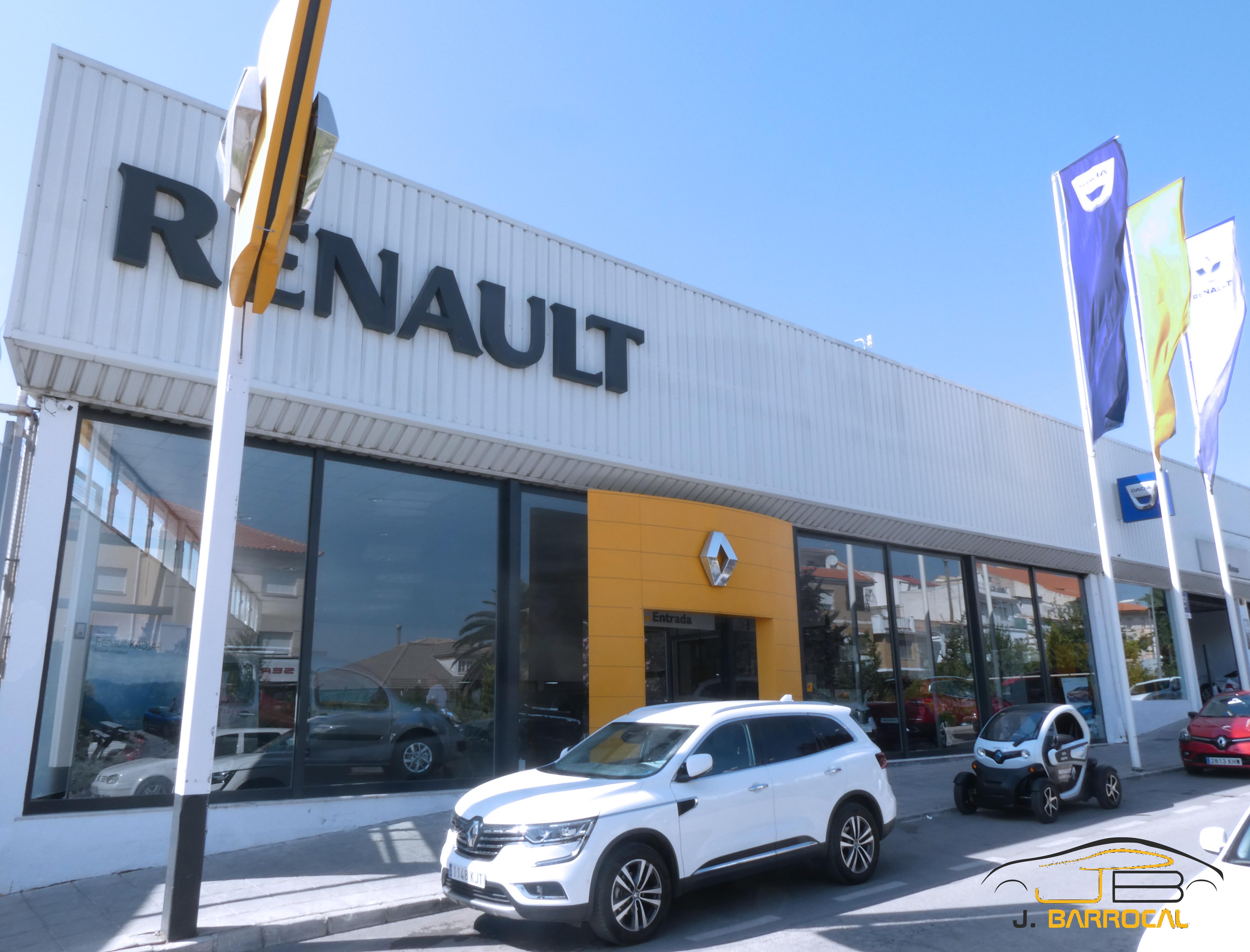 Entrada Renault